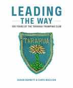 "cover of the book ""Leading the Way"""