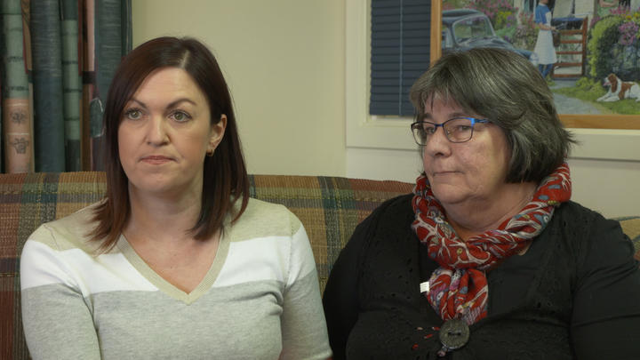 Midwives Sarah Stokes, left, and Nicky Pealing are concerned the new model does not provide adequate care for expectant mothers, or their midwives.