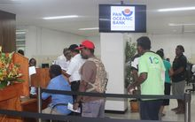 Pan Oceanic Bank in Solomon Islands