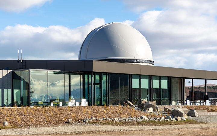 The indoor multimedia experience, Rehua, at the Takapō lakefront in the Mackenzie District will showcase Māori astronomy.