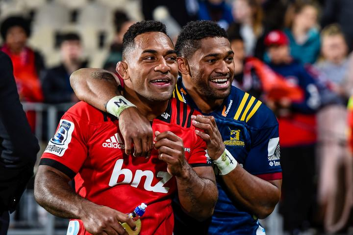 Sevu Reece has made the All Blacks squad at the expense of Waisake Naholo.