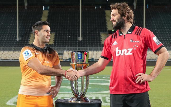 Crusaders make 2 changes for Super Rugby final; Jaguares 3