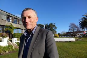 Grey District mayor Tony Kokshoorn.