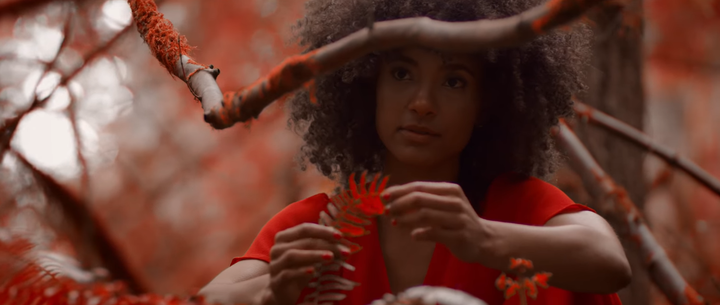 Esperanza Spalding - Lest We Forget, video still