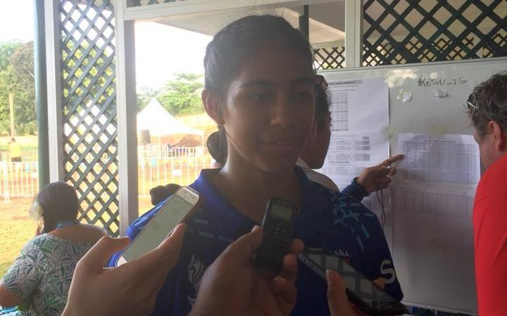 Samoa's first Pacific Games gold medal is in archery