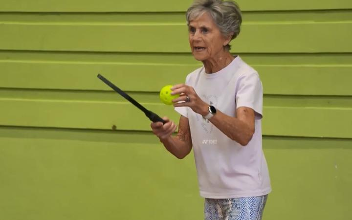 'Ping-pong on steroids': Pickleball gaining popularity in New Zealand