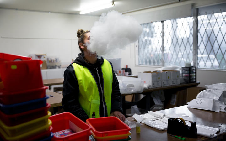 Exclusive: Youth addiction worry as high-nicotine vape JUUL
