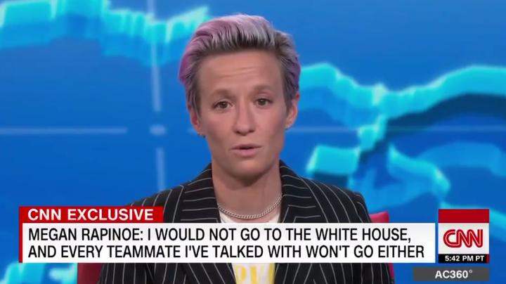 Megan Rapinoe used the media platform of winning the Women's World Cup to talk about equity and equality in sport and wider society.