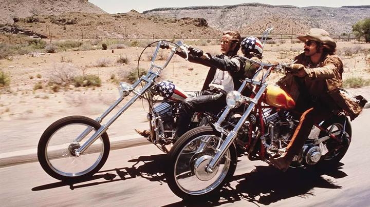 How the Easy Rider soundtrack changed film soundtracks