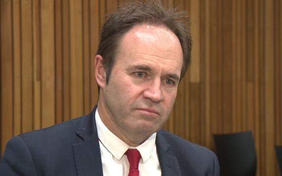 Christchurch councillor Glenn Livingstone