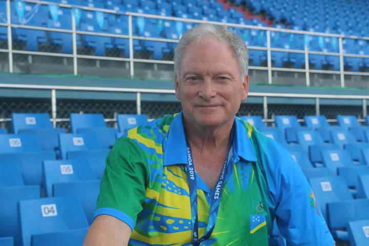 Clint Flood is a senior advisor to the 2023 Pacific Games National Hosting Authority, and was CEO of the 2017 Pacific Mini Games in Vanuatu.