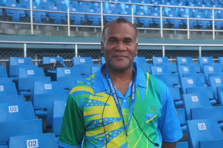 Christian Nieng is the Executive Director of the 2023 Pacific Games National Hosting Authority.