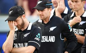 Kane Williamson after the World Cup loss.