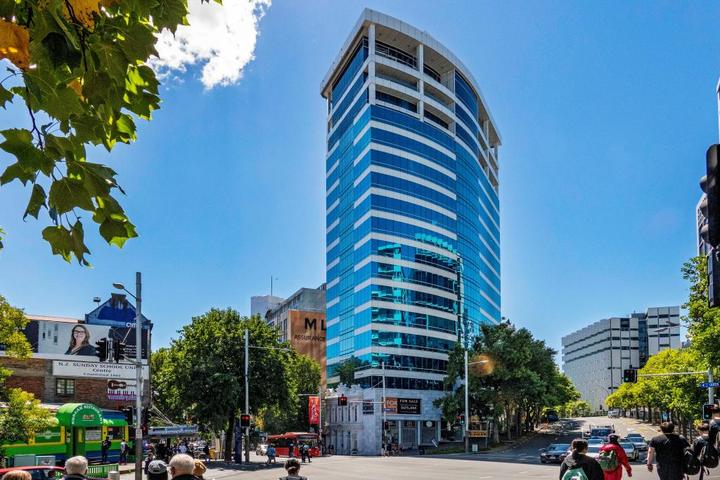 Auckland's Four Points by Sheraton hotel