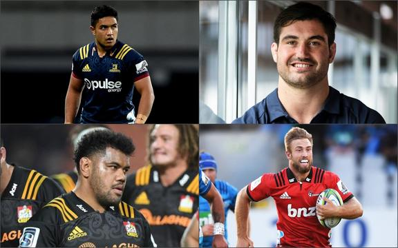 Josh Ioane, Luke Jacobson, Atu Moli and Braydon Ennor are all in the All Blacks match day 23 to face Argentina on Sunday.