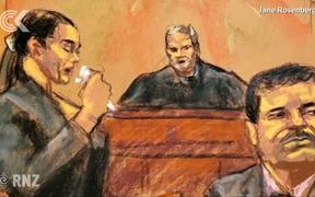 El Chapo's lawyers to appeal sentencing