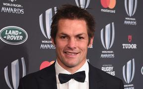 Former All Blacks captain Richie McCaw.