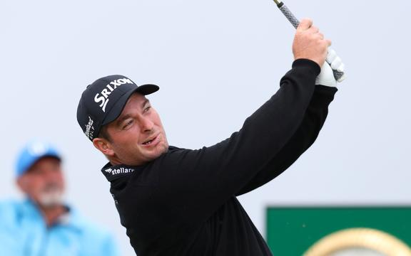 New Zealand golfer Ryan Fox.