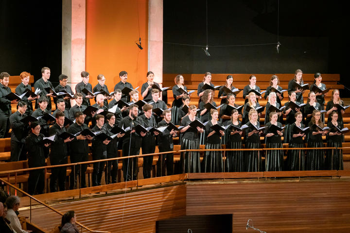 2019 New Zealand Youth Choir