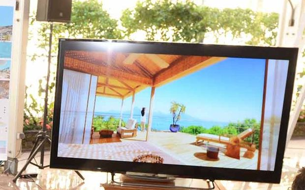 Tahiti's Fritch cool about UAE tourism bid