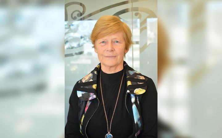 Waikato District Health Board Commissioner Karen Poutasi.