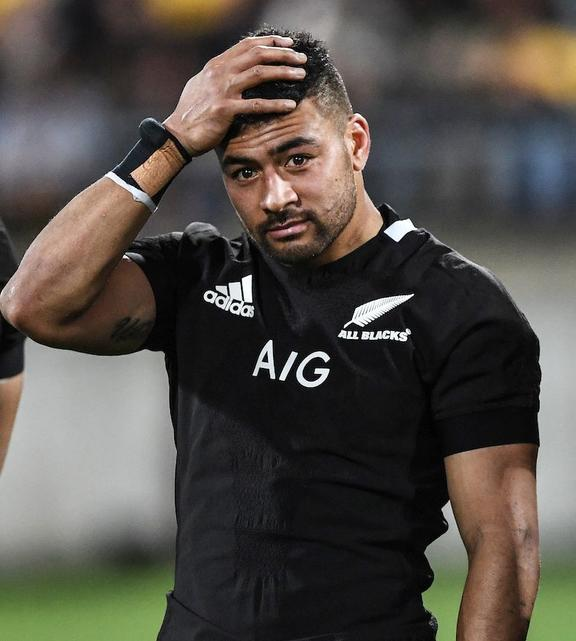 Richie Mo'unga after a 16-16 draw.