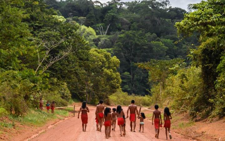 Brazil's indigenous people: Miners kill leader in invasion of