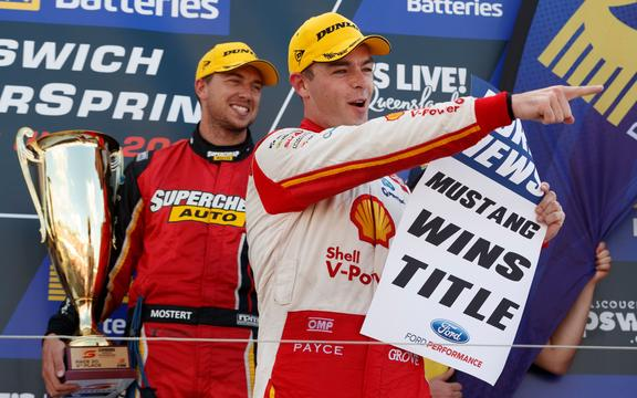 Supercars Championship leader Scott McLaughlin wins the Ipswich SuperSprint 2019.