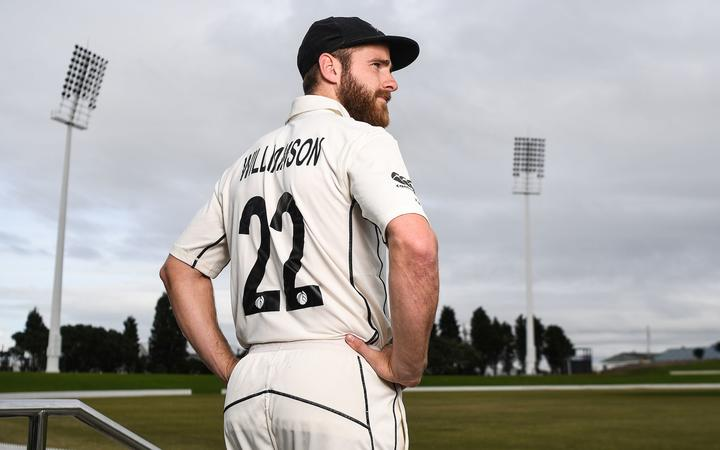 NZ test captain Kane Williamson.