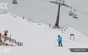 Ski fields welcome heavy snowfall after dry winter