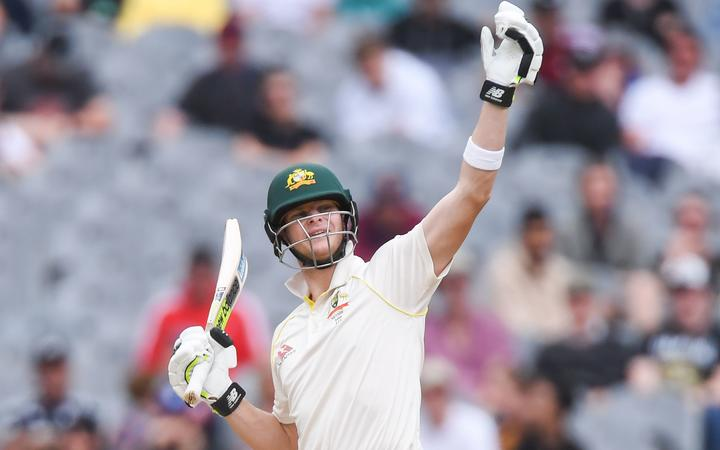 Former Australian skipper Steve Smith hit 144 on day 1 of the Ashes