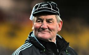 Sir Brian Lochore during the 2nd Test Match, All Blacks v France. , Westpac Stadium, Wellington,20 June 2009. Photo:PHOTOSPORT