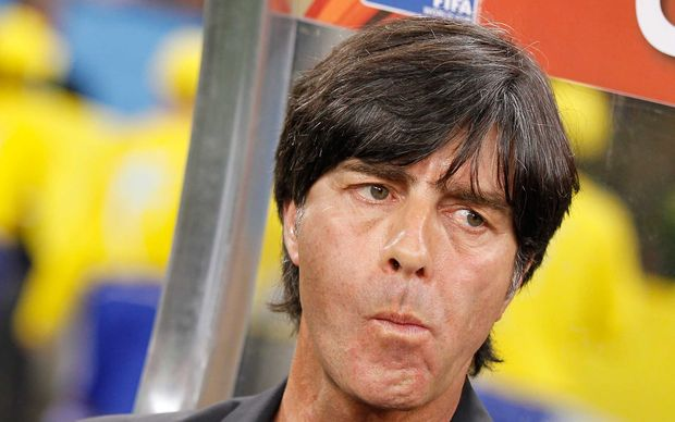 Germany football coach Joachim Loew
