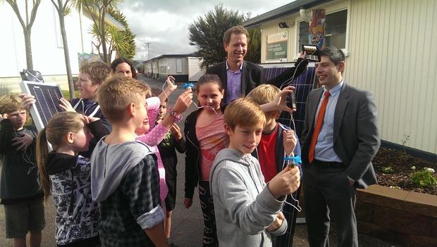 Greens Pledge Solar Panels For Schools Radio New Zealand
