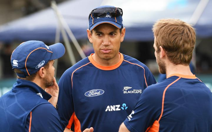 "Ross Taylor - ""Kane's in the same room (as I was in 2012) so I had a bit of a laugh about that."""
