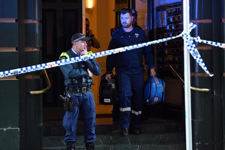 Sydney stab accused Mert Ney released from hospital