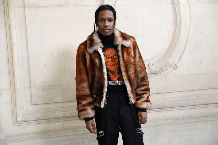 US rapper ASAP Rocky has been ordered to pay damages to the victim.