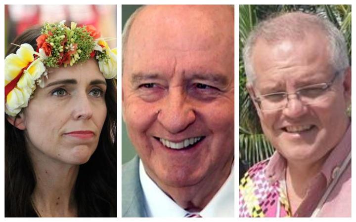 Shock jock Alan Jones 'did not intend violence' towards PM Jacinda Ardern