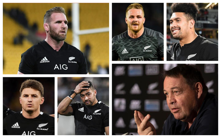 Wales replace All Blacks at the top of world rankings