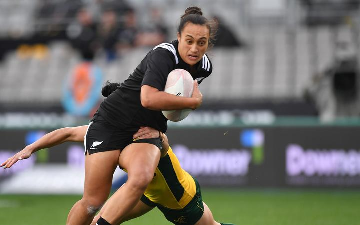 Black Ferns too strong for Wallaroos