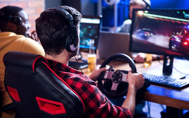 Government report urges support for gaming and interactives