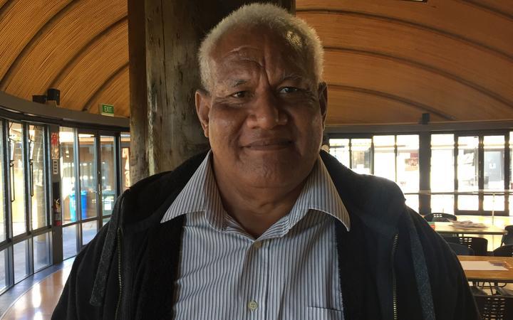 Tuvalu Chief Ombudsman, Sa'aga Talu Teafahome.