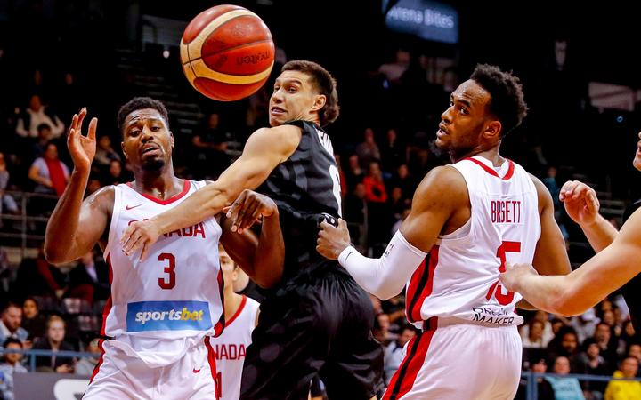 Tall Blacks: Mixed FIBA Basketball World Cup warm-up | RNZ News