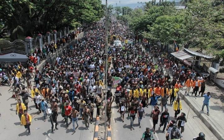 Surge in Papua violence prompts stronger stand from Pacific leaders