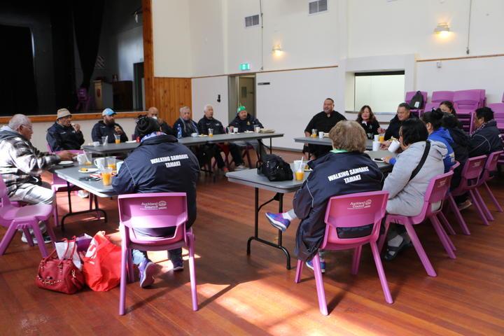 Pacific Leadership Forum meeting.