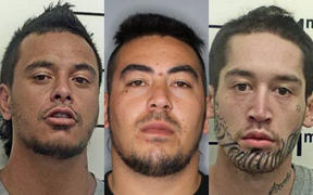 Wiremu Eparaima, 30, Te Wera Hemara, 27, and Emmanuel Witana, 23 escaped police custody in Levin.