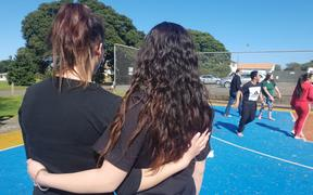 Whanganui youth discuss teen suicides.