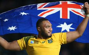 2015 Rugby World Cup Semi-Final, Twickenham, London, England 25/10/2015