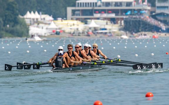 NZ Men's Eight