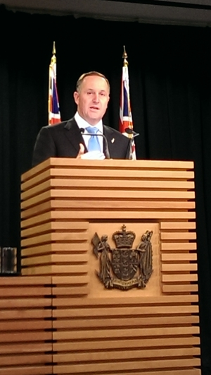 Prime Minister John Key says National is willing to do electoral deals in Epsom and Ohariu.